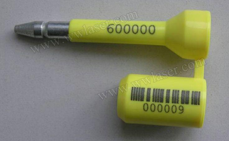 Laser marking machine--Barcode marking from Wisely Laser