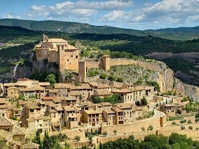 Castillo de Alquezar, Huesca - Spain