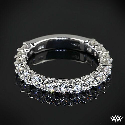 http://dyal.net/diamond-wedding-rings-for-women 18K white gold diamond wedding ring for women