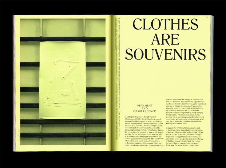 "whokillsgraphicdesign: ""Nina Couvert 4 magazine http://www.ninacouvert.com """