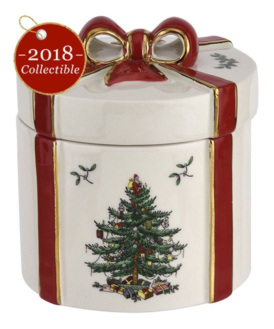 Spode Christmas Tree 2018 Gift Box Lid Zulily Spode Christmas Tree Spode Christmas Gift Boxes With Lids