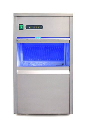 SPT IM-440C 44 lb Automatic Ice Maker, Stainless Steel - http://www.our-shopping-store.com/appliances.asp