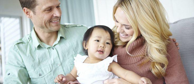 Adoption internationale: développement et attachement de l'enfant adopté