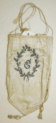 Object Name  Purse  Date  1800–1810