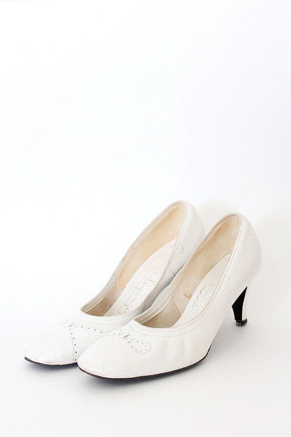 d4c55f2b971 Images of White Kitten Heel Pumps