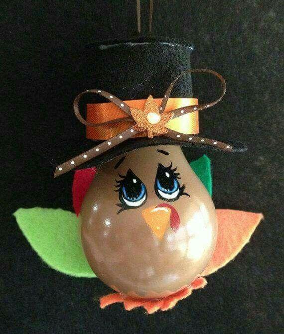 Turkey light bulb
