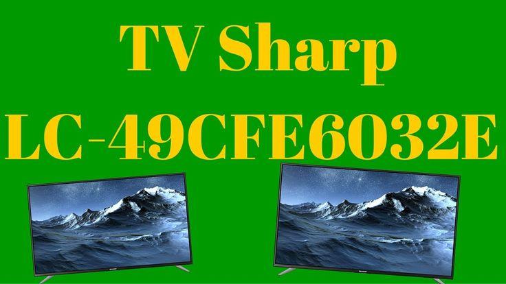 Televizor Smart LED Sharp LC-49CFE6032E - Sharp LC-49CFE6032E