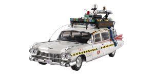 GHOSTBUSTERS ECTO 1A 1:18th Scale Hot Wheels Elite