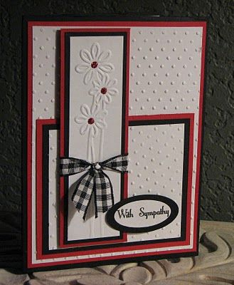 RAK ~ WANNABCRE8TIVE ~ SYMPATHY by Mothermark - Cards and Paper Crafts at Splitcoaststampers