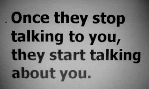 And that's why none of them will ever be a part of my life again!! I despise FAKE people!