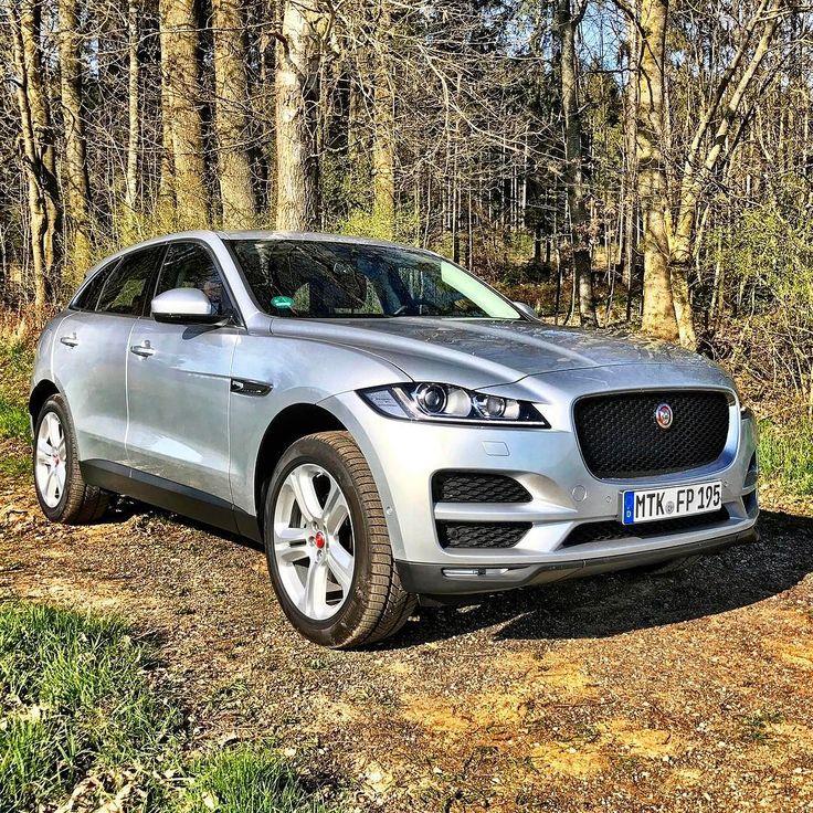 New Test Car Jaguar F-Pace Ingenium 2.0 Liter Diesel. #jaguar #jaguarfpace #fpace #testdrive #quickcarreview #cars #carsofinstagram #suv @jaguar @jaguardeutschland