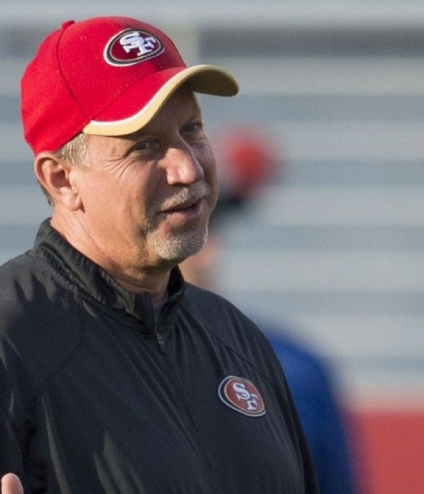 49ers Hired Former Dolphins O Line Coach Chris Foerster This Offseason Per Espn Espn 49ers Usa Today Sports
