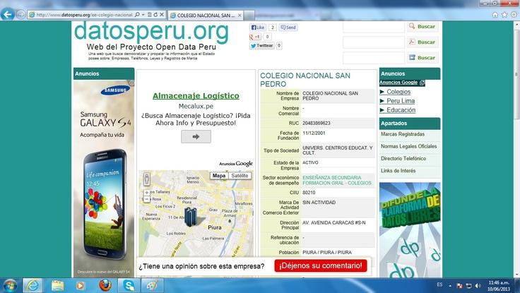 CUARTEL GRAU - PIURA URB. BUENOS AIRES - PIURA CUARTEL INCLAN - PIURA AV. SAN MARTIN - PIURA CENTRO EDUCATIVO SAN PEDRO DE PIURA A.H SAN PEDRO - PIURA (COLEGIO SAN PEDRO CHANEL DE SULLANA) (SAN PEDRO - CIUDAD DE CATACAOS)