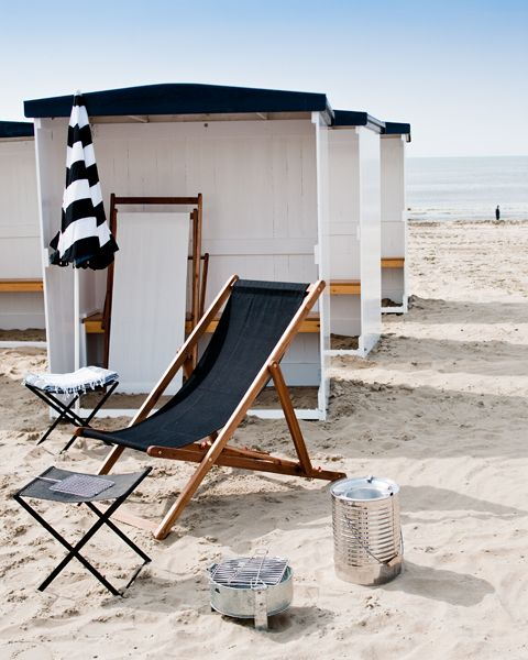 Summer Sling. Exterior shot by Jeroen van der Spek. See beach sling chairs for deck and patio: http://www.completely-coastal.com/2011/06/wood-beach-sling-chairs-for-deck-and.html
