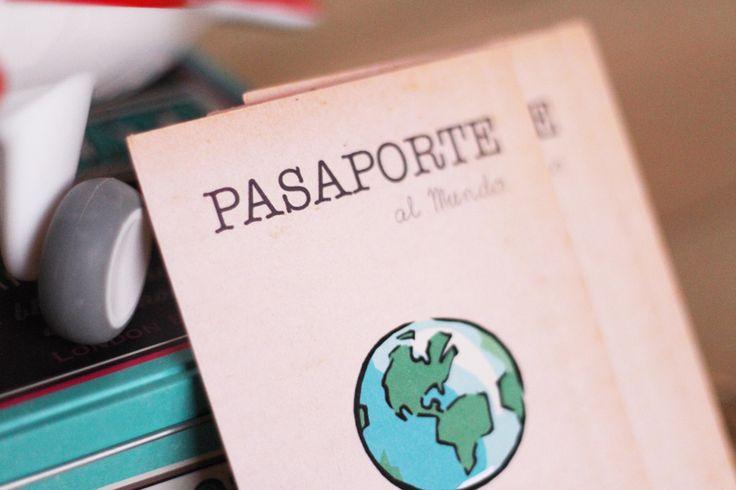PASAPORTE AL MUNDO | Cute Edition