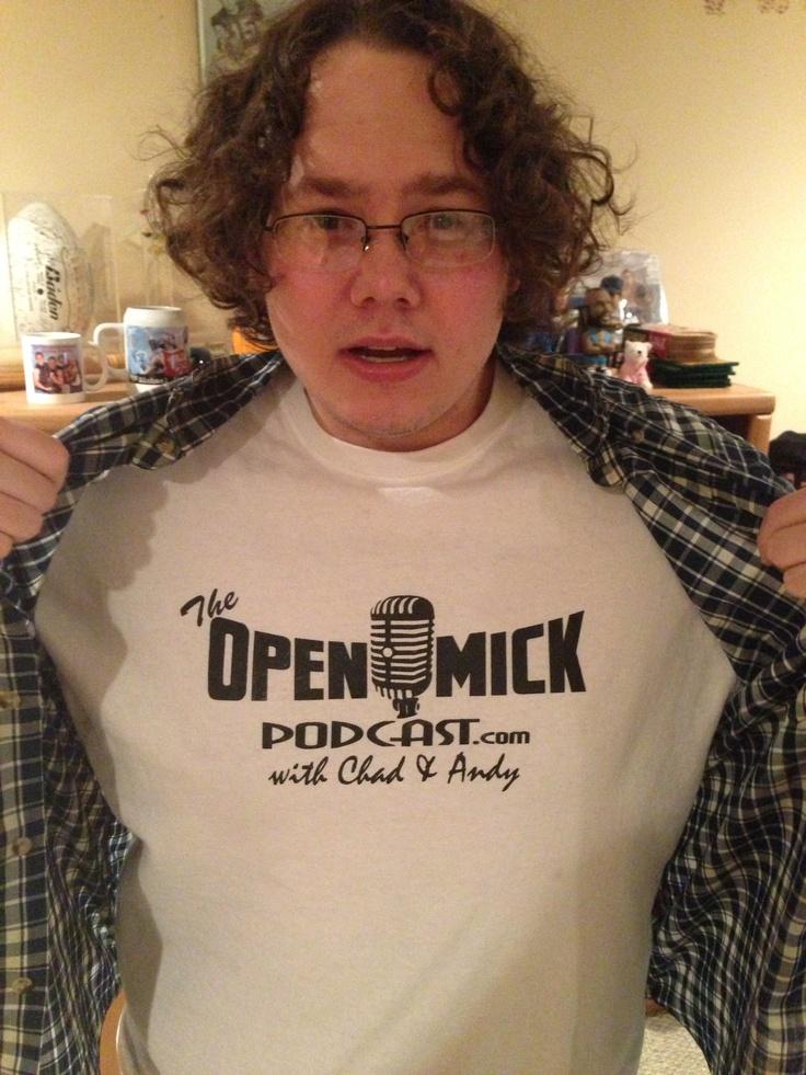 The Open Mick Podcast - Singer / Song Writer Matt Danger