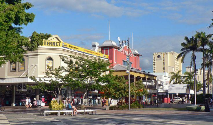 City Place, Cairns Australia