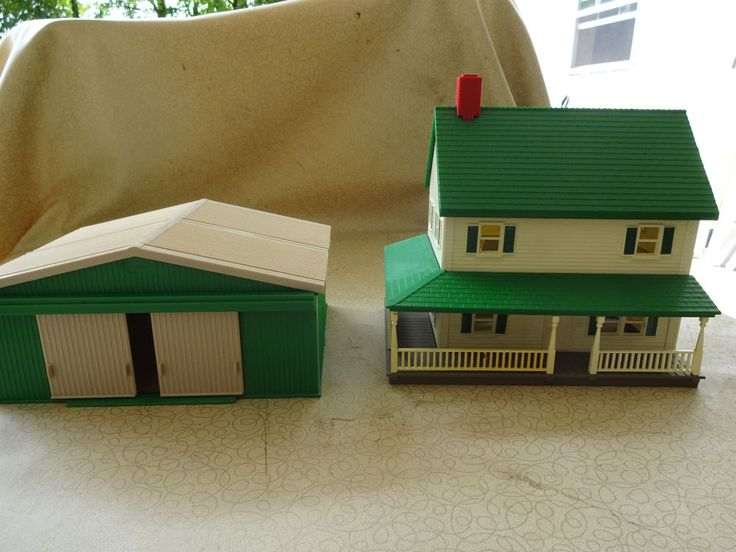 38 Best Images About Ertl Farm Buildings On Pinterest