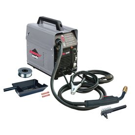 Smarter Tools 120-Volt Flux-Cored Wire Feed Welder Fc-125P