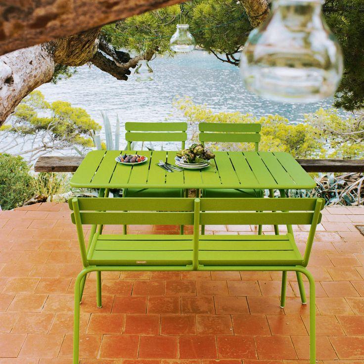 62 best fermob gartenm bel images on pinterest backyard. Black Bedroom Furniture Sets. Home Design Ideas
