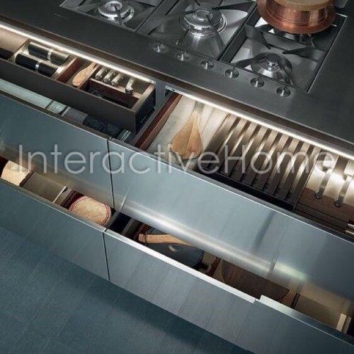 Светодиодная подсветка кухонных шкафов