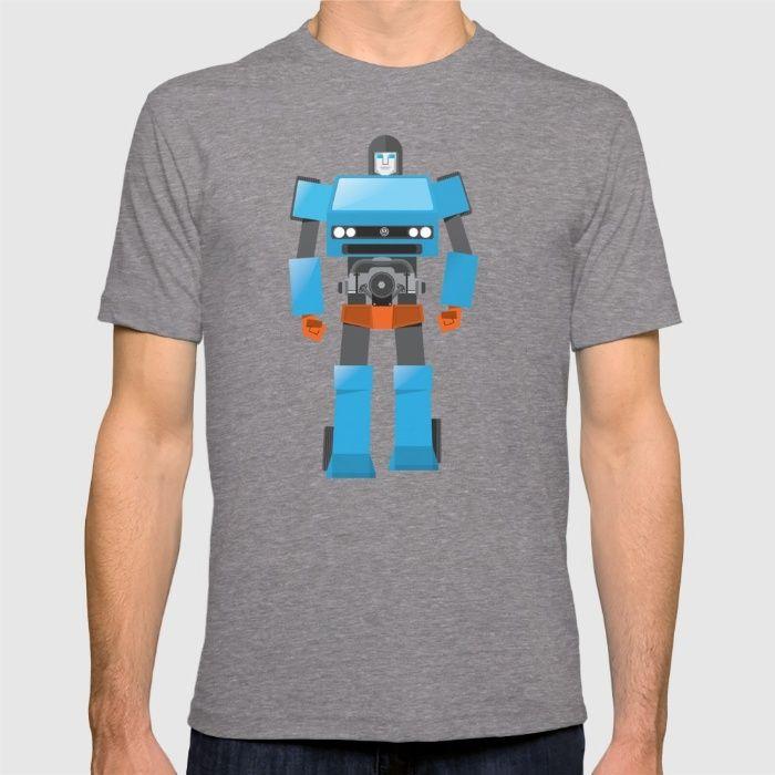 Vanagon Robot! T-shirt