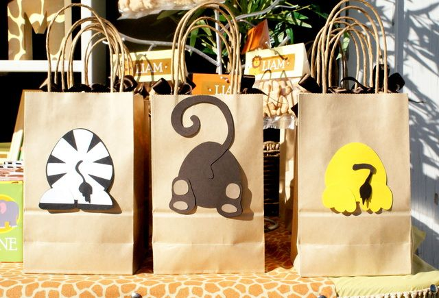"Photo 7 of 16: Safari / Birthday ""Liam's Safari"" | Catch My Party"