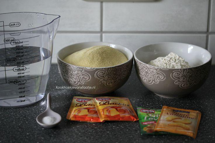 Baghrir (Marokkaanse pannenkoeken met 'duizend' gaatjes) – Kookhoekje van…