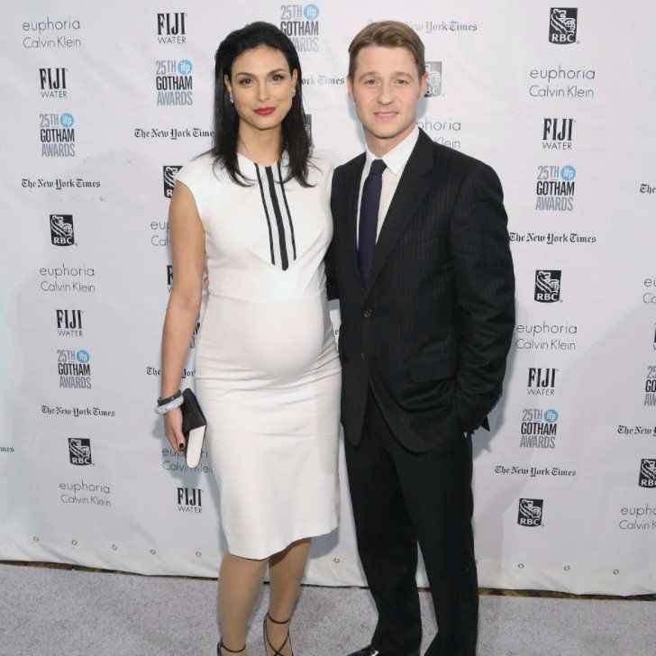 Pregnant Morena Baccarin Is Beautiful and Glowing During Her Night Out With Ben McKenzie