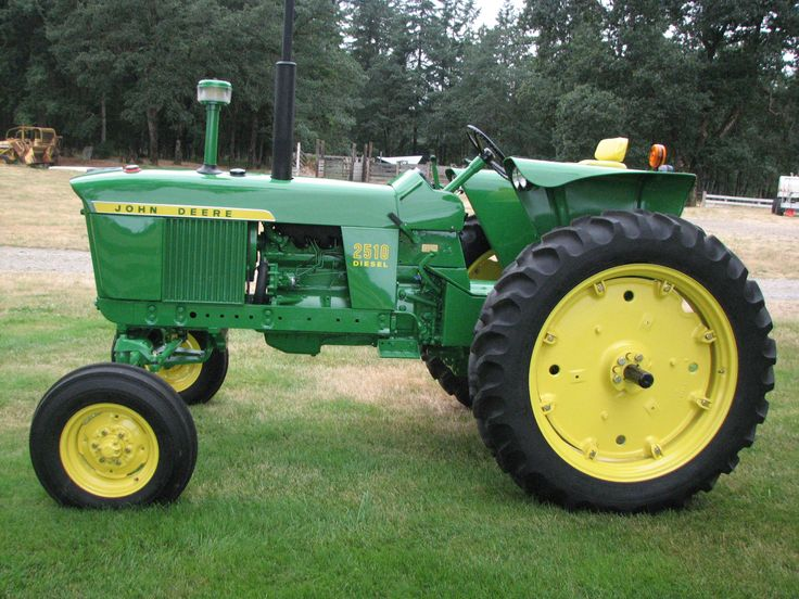 Old Cylinder Tractor : John deere two cylinder restoration antique