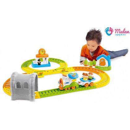WEINA Pociąg zabawka dla dzieci ( ZWN-2115 )