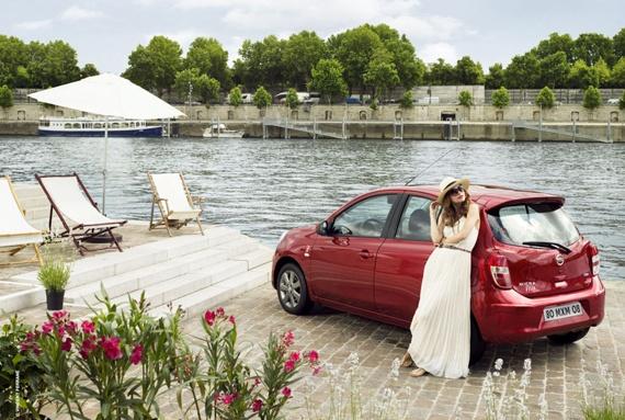 Nissan Micra Elle - Dedicat femeilor