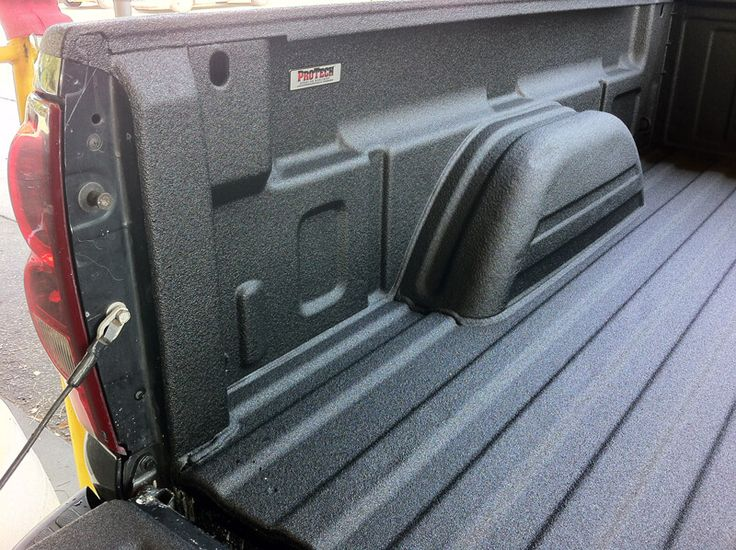 ProTech Bedliners of The Triangle professionally installs protective linings & coatings for truck beds, boats & more! View photos of our products here.