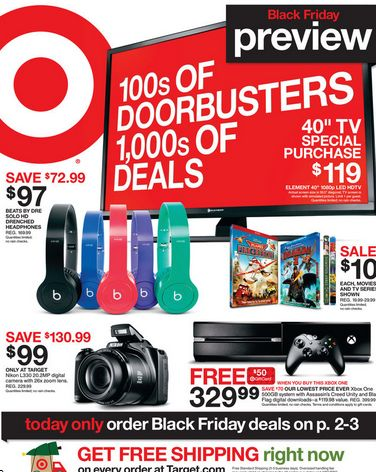 STL Mommy « Target Black Friday Advertisement Plus Today ONLY Black Friday Sales