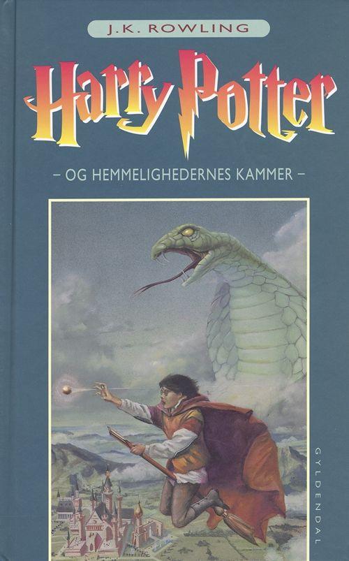 Harry Potter og Hemmelighedernes Kammer | Arnold Busck