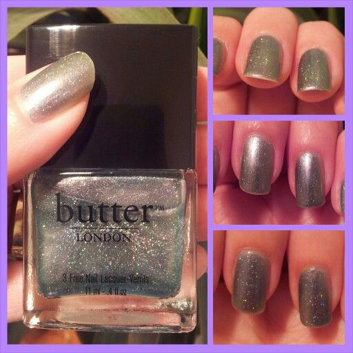 Butter London ~ Knackered