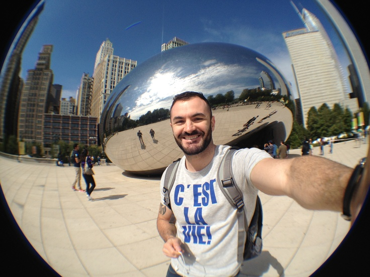 Chicago C`est la vie! perfect t-shirt to star my journey
