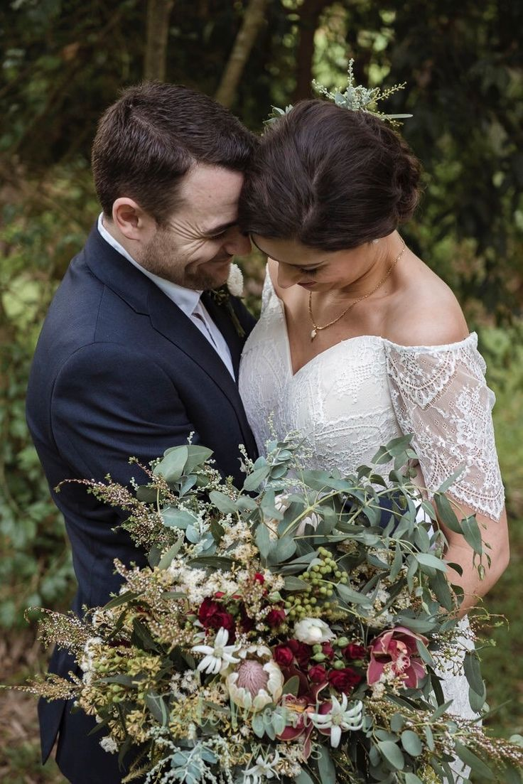This winter bouquet is big, messy & beautiful, just how we like it! www.jademcintoshflowers.com.au https://musephotography.net.au