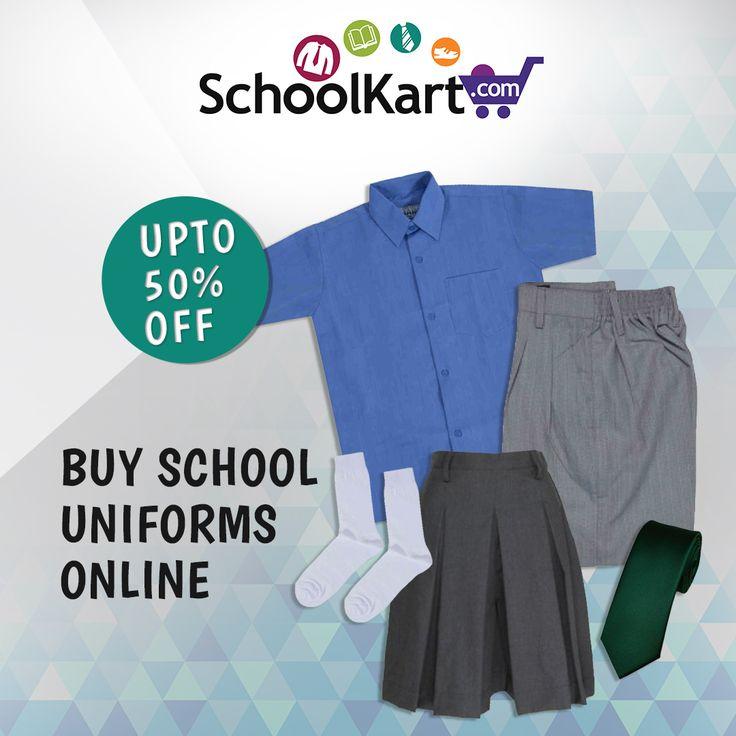Buy School Uniforms Online at Amazing Discounts!