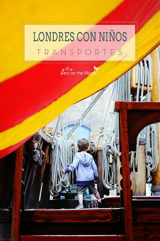 Tea On The Moon - Viajes, niños, música, scrapbook, craft: 5 ideas para disfrutar Londres con niños + {Andrey...