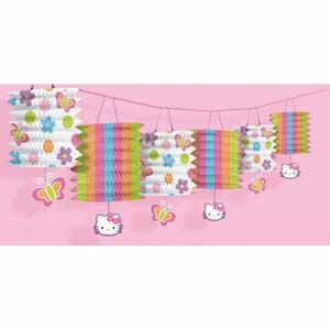 A228229 - Hello Kitty Garland Lanterns Please note: approx. 14 day delivery item. www.facebook.com/popitinaboxbusiness