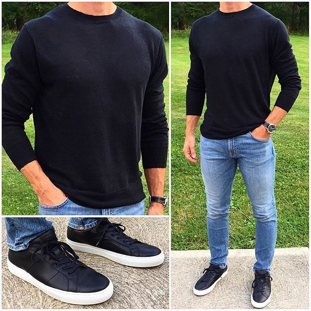 9a4089aece8 The  1 place on Instagram for men s casual and classic style! My goal is to inspire  guys to dress better. ⌚  MensFashion  MensFashionClassic