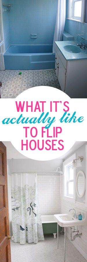 What it's actually like to flip houses