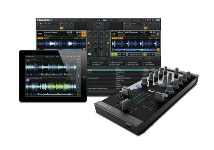 Native Instruments Traktor Kontrol Z1 DJ Mixing Interface - You don't need a huge DJ controller to mix like a pro. The Traktor Kontrol Z1 interface gives you hands-on control of your Traktor software over USB.