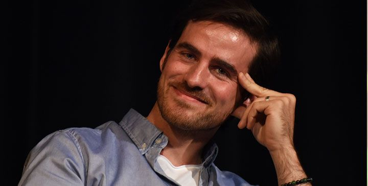 Convention Once Upon A Time: Colin O'Donoghue in the Fairy Tales 4