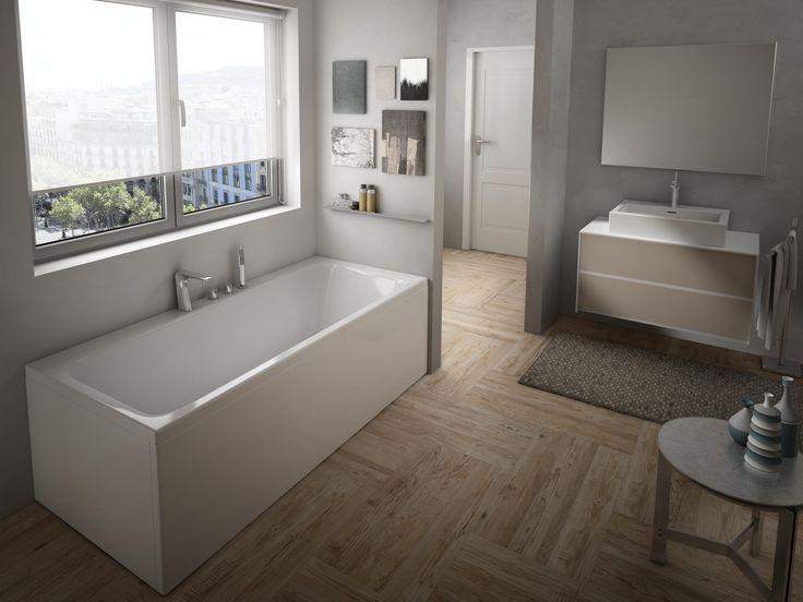 38 best Bathtubs images on Pinterest | Bathtubs, Bathroom ideas ...