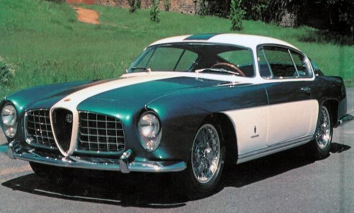 1954 Abarth™ Coupé Sport 2000 Ghia