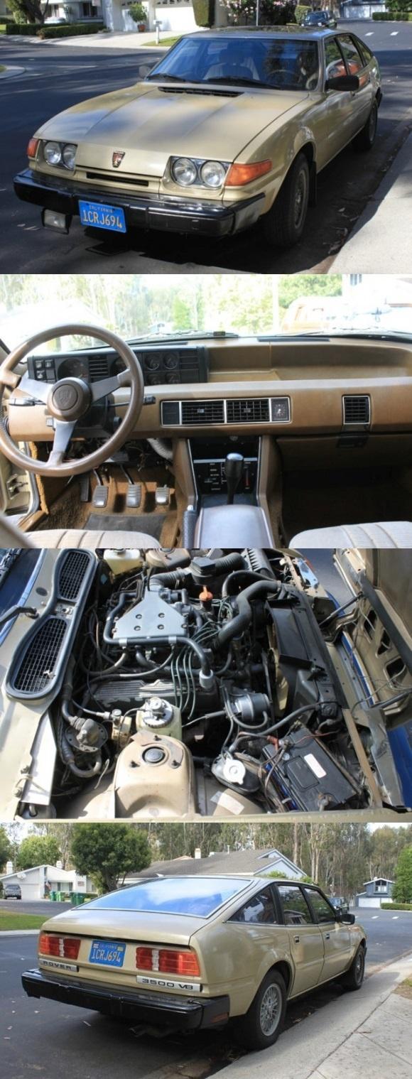 1980 Rover 3500