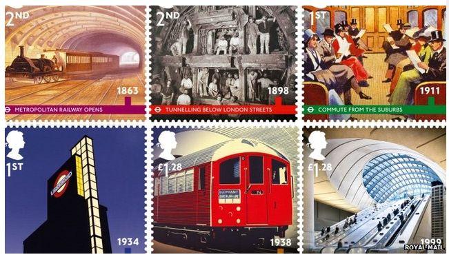 Marketing & Inovação: Anuncio Metrô de Londres