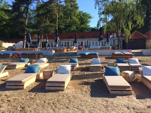 Strandhuys Vught ultiem relaxen aan de ijzerenman. #Beach #Bos #Strand #Lunch #Borrel